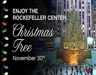 The 2011 Rockefeller Center Christmas Tree Lighting