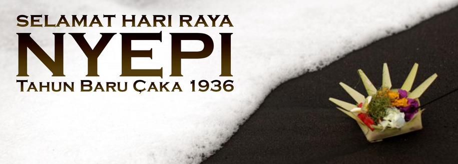 Kumpulan Ucapan Selamat Hari Raya Nyepi 2014