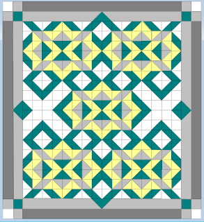 Quilt Patterns On Graph Paper : Tilda s Twisted Life: New FREE Quilt Software!!!