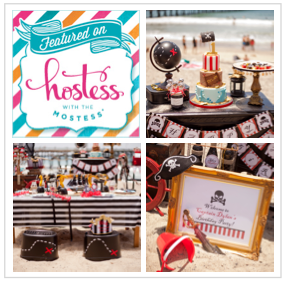 Party Feature | Hostess with the Mostess