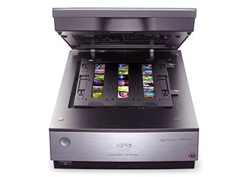 Epson Perfection v800 Photo Color Scanner Review
