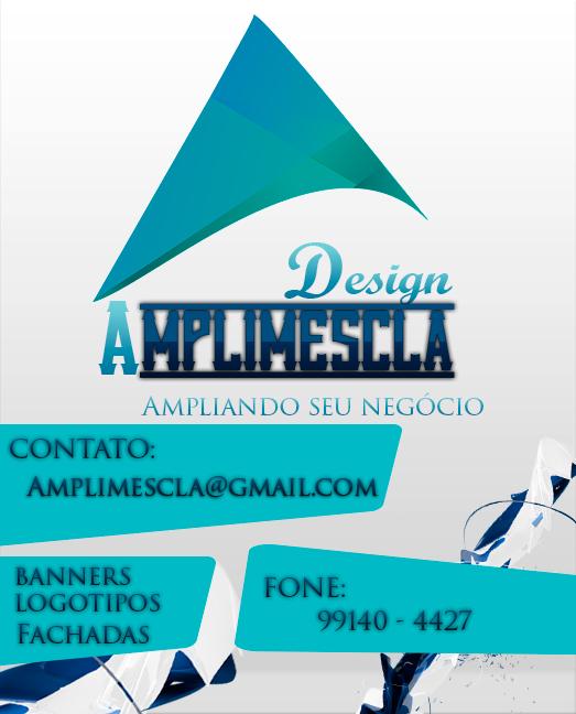 AMPLIMESCLA DESIGN GRÁFICO