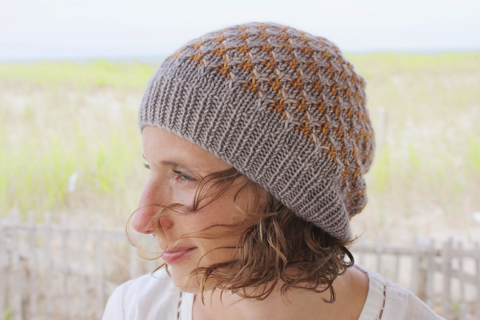 Knitting Patterns For Small Hats : Small Summer Knitting - the Algonquin Hat ~ BabyCocktails