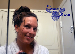 After Bentonite Clay Mask - A Homemade Face Mask - thecrunchymoose.com