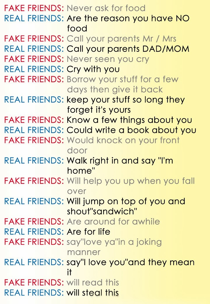 quotes about fake friends - photo #5