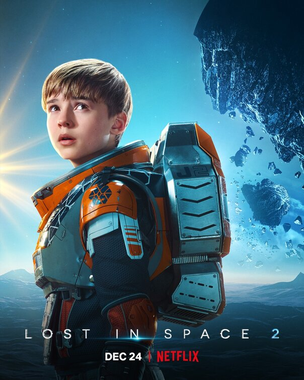 """LOST IN SPACE 2"""