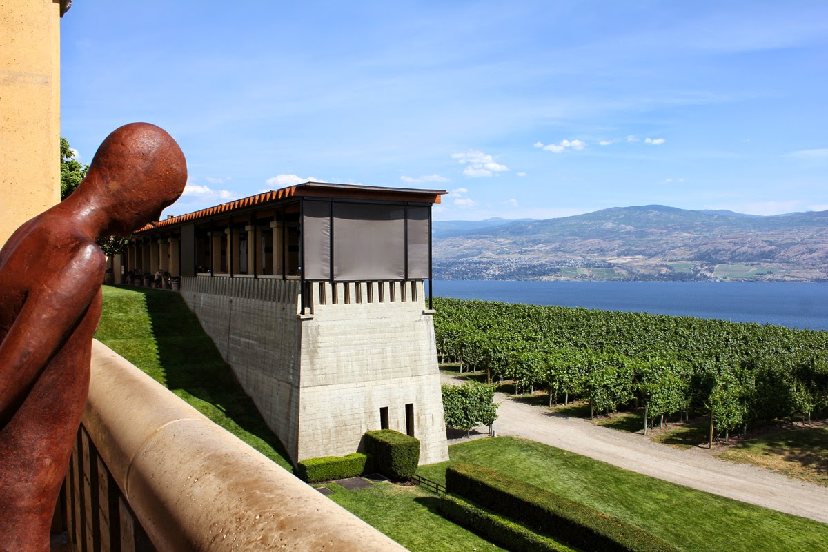 Mission Hills Winery statue