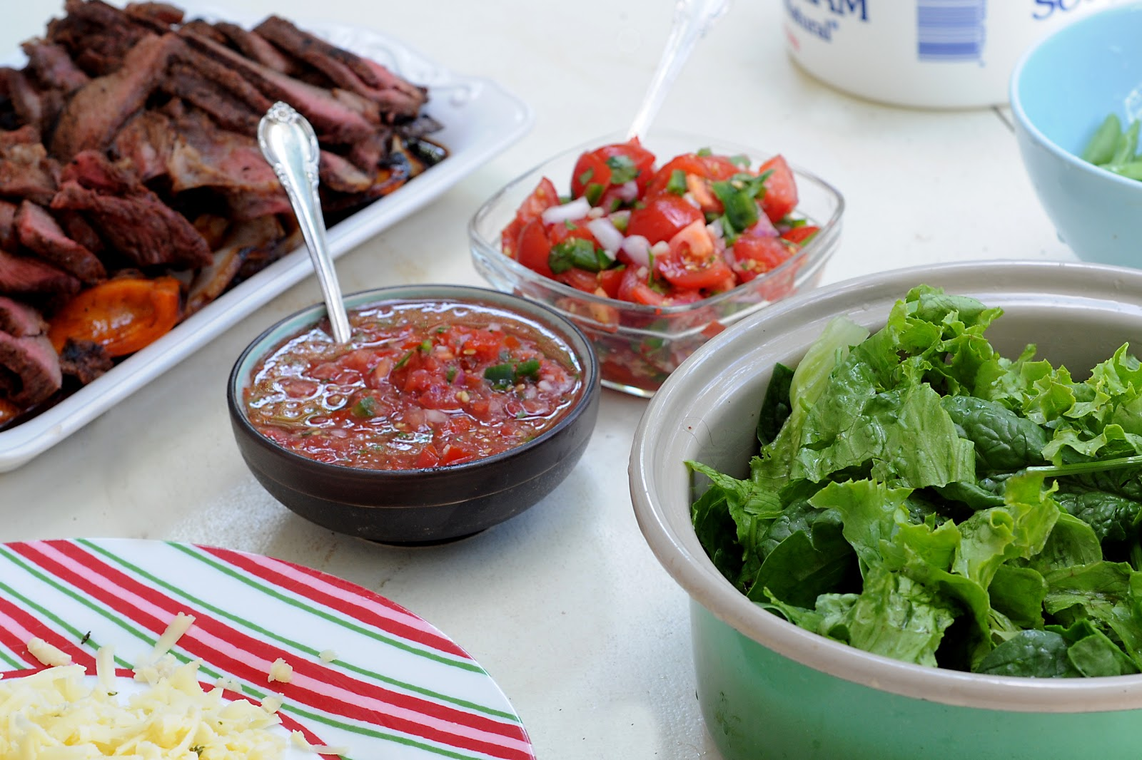 Is it salsa or pico de gallo? I actually used the same recipe and made ...