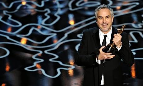 Alfonso Cuarón óscar