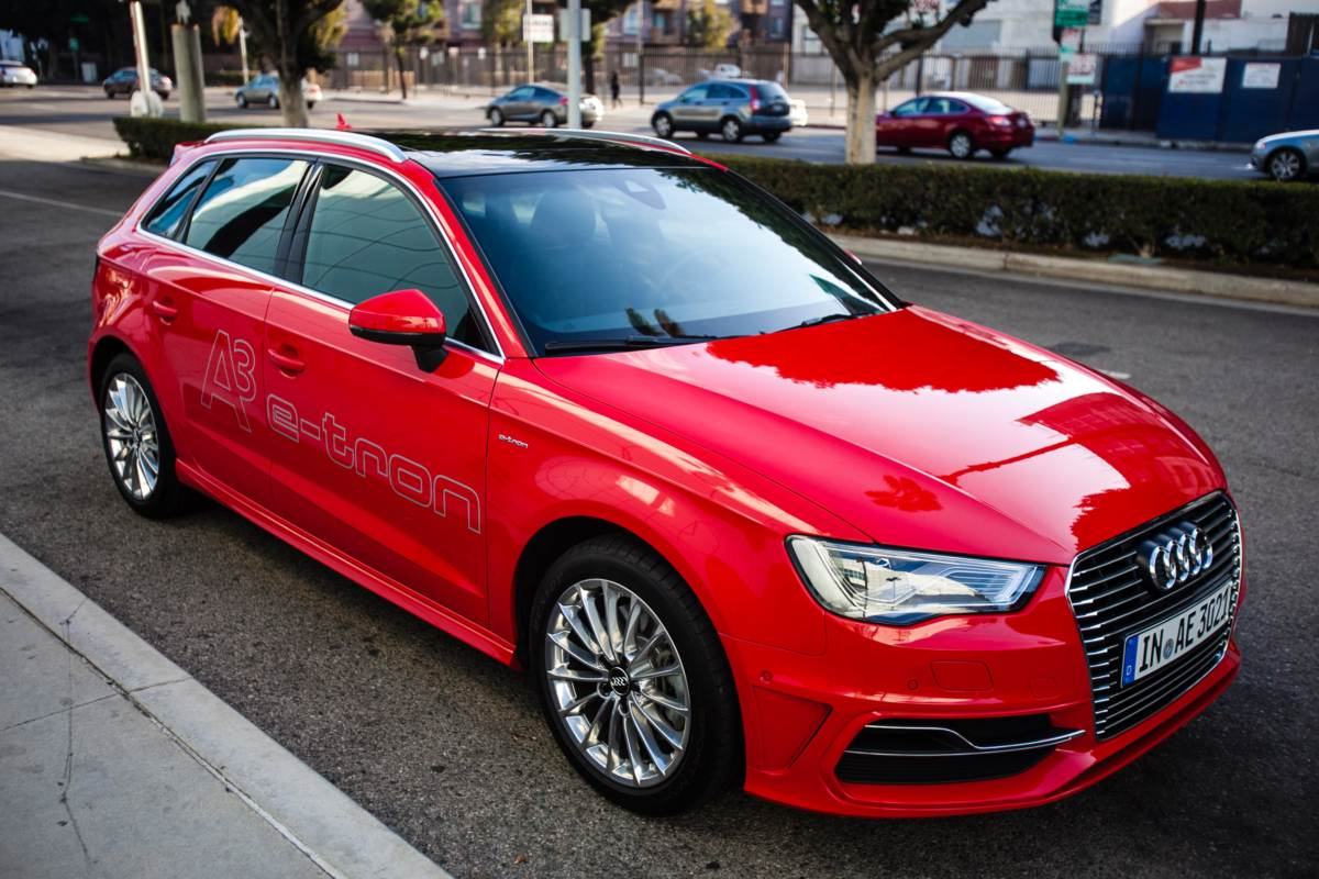 Audi A3 e-tron 2015