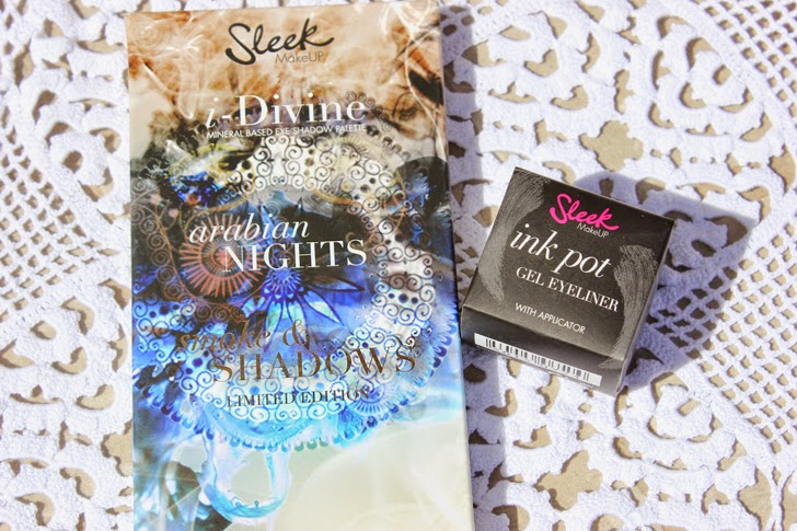 i-Divine Arabian Nights & Ink Pot Liner | Sleek MakeUP