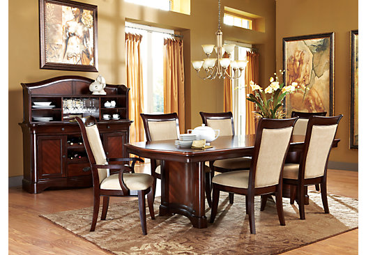 rooms to go dining sets images