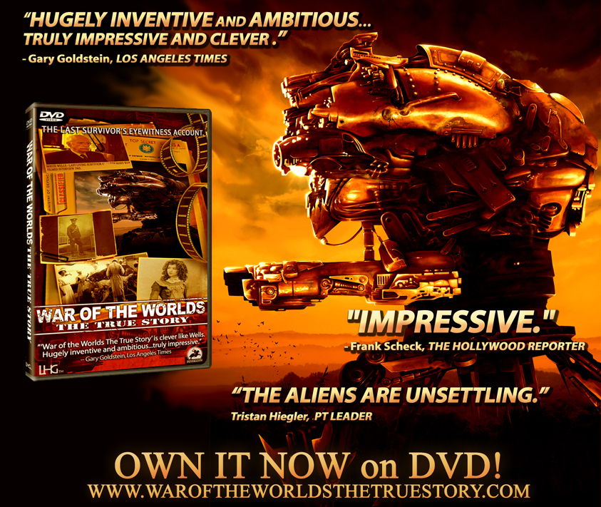 War of the worlds the true story download