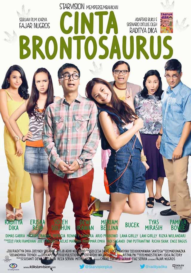Download Film Cinta Brontosaurus (2013)