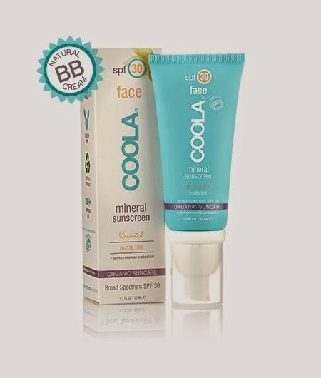 COOLA face mineral sunscreen in Birchbox