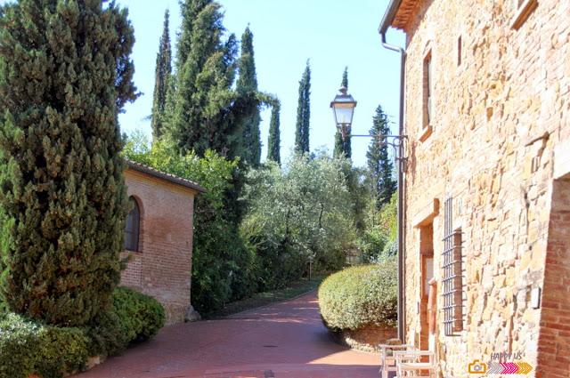Maison en Toscane - site Booking