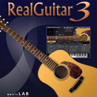 Descargar RealGuitar 3 plugin de guitarra realista para Fl studio RealGuitar+3