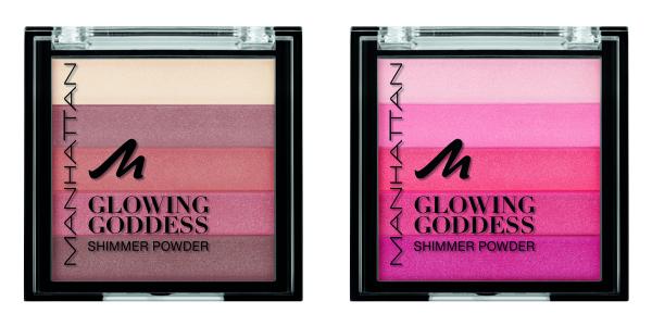 Manhattan Glowing Goddess Shimmer Powder