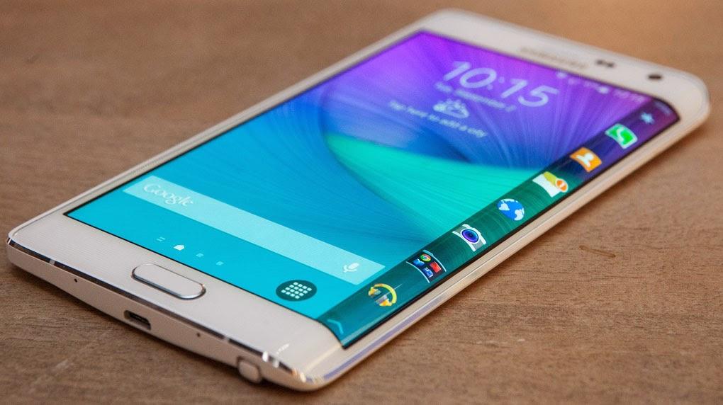 مواصفات هاتف Galaxy Note Edge