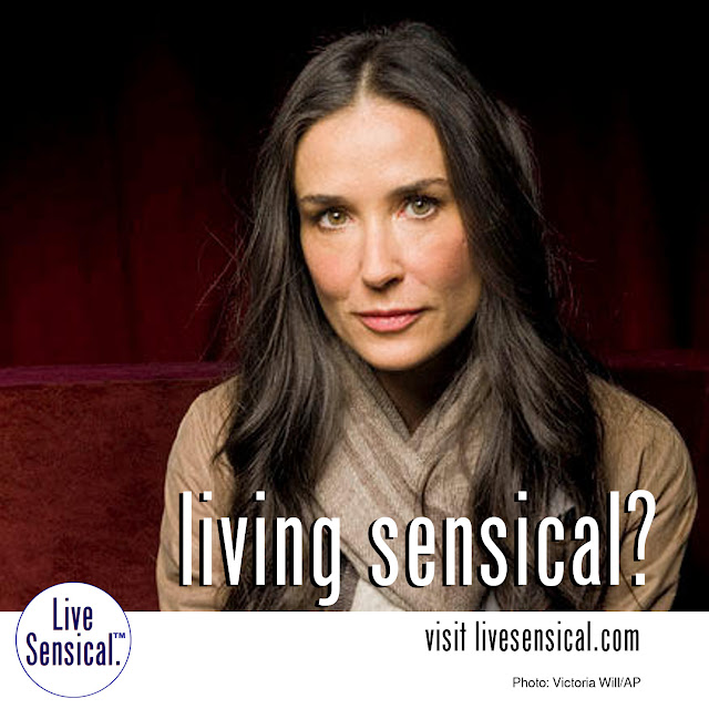 Demi Moore (is this how to livesensical.com?) released a statement on Sunday following news that a 21-year-old man was found dead in the pool at her Los Angeles home