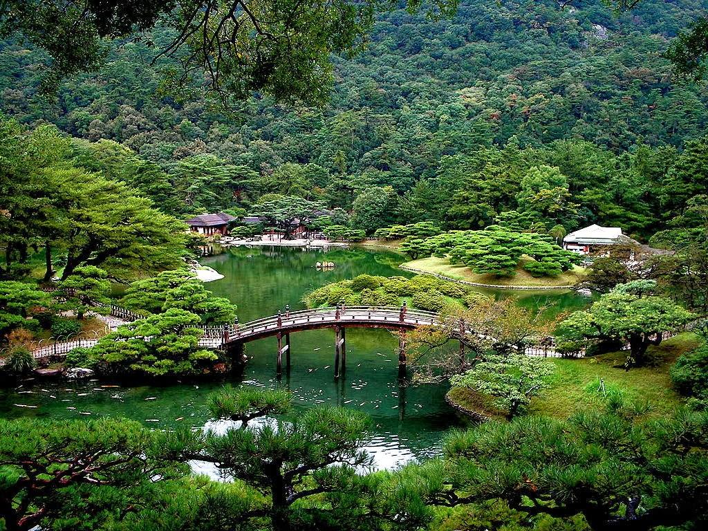 Takamatsu Japan  city photo : Our Serene Planet: Ritsurin Garden, Takamatsu, Japan