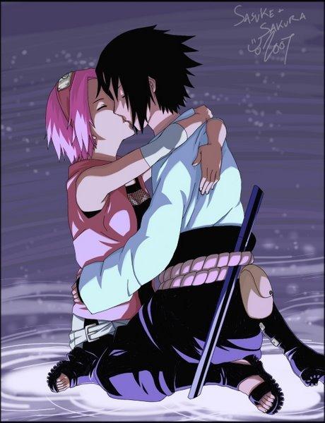 Sasuke E Sakura In Love