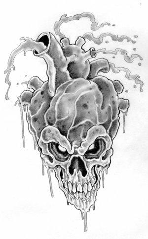 skull tattoo designs in blogspot