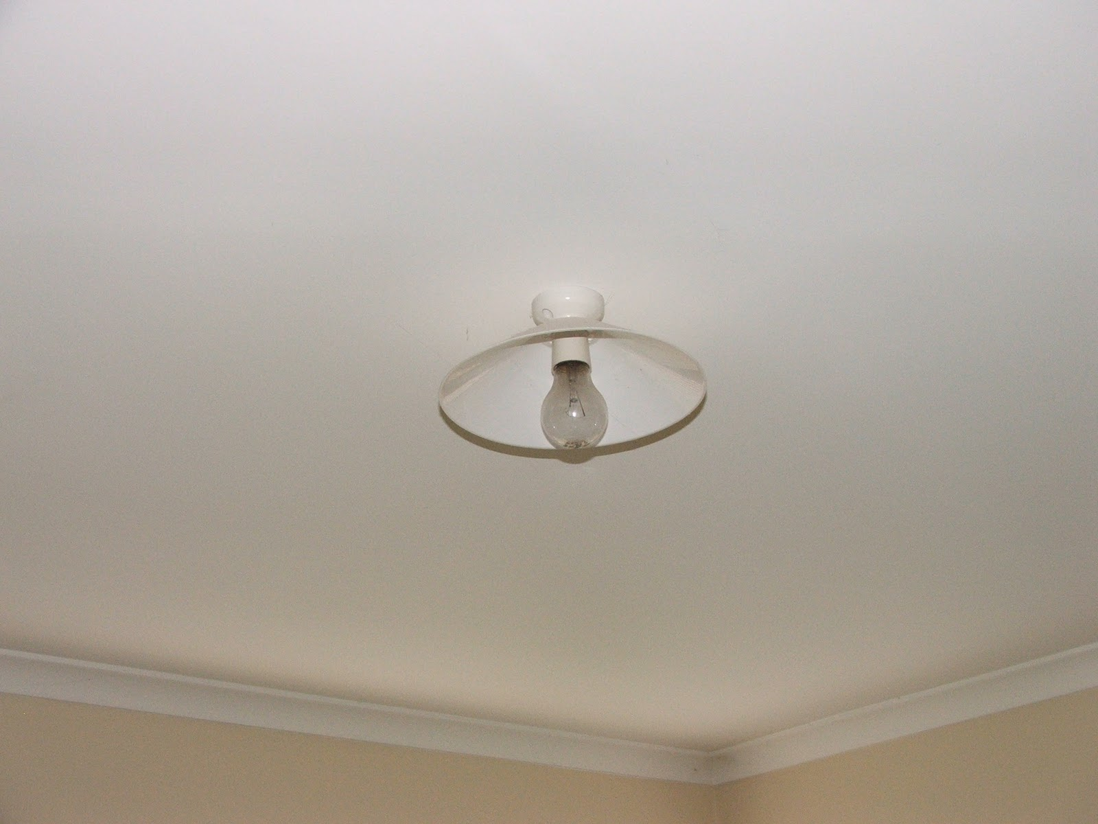 Hallway Happenings: Girls Bedroom Light Fitting