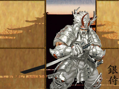 Silver Samurai Character Review - 2