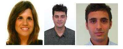 Beatriz González, Rafa Medina y Javier Fuentes, nuevas incorporaciones al departamento de comunicación de QAH.