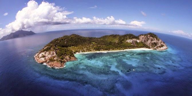 Pulau Pribadi Paling Indah