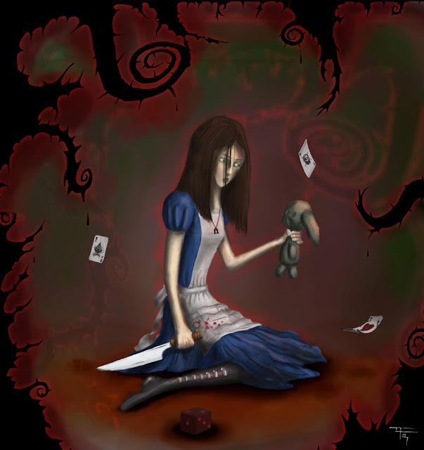 Alice por Ichtys