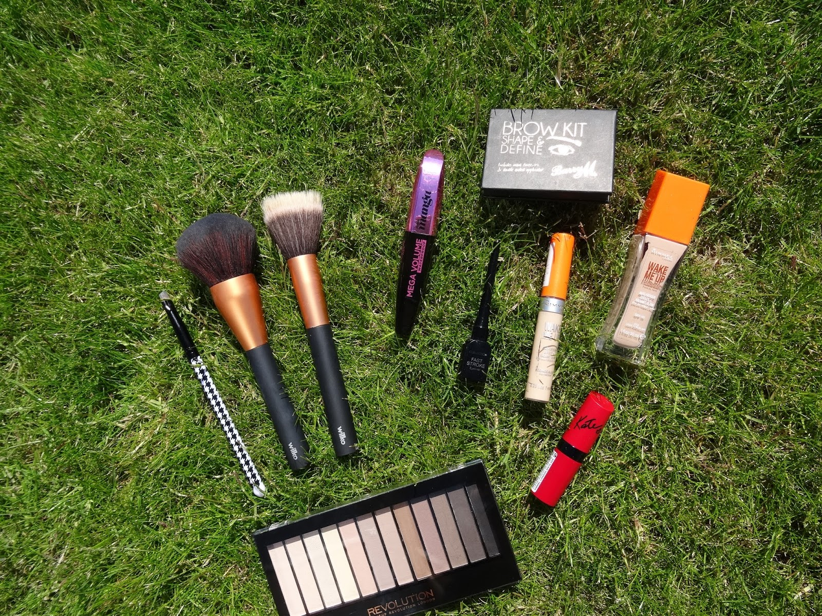 Rimmel, Wilko, Makeup, Collection, L'Oreal, Makeup Revolution