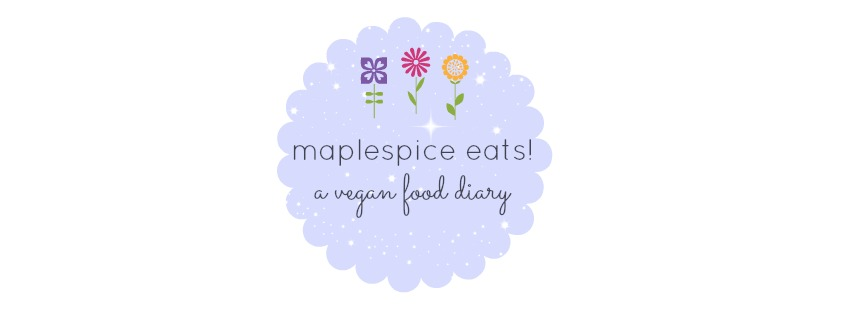 Maplespice ★ Eats!