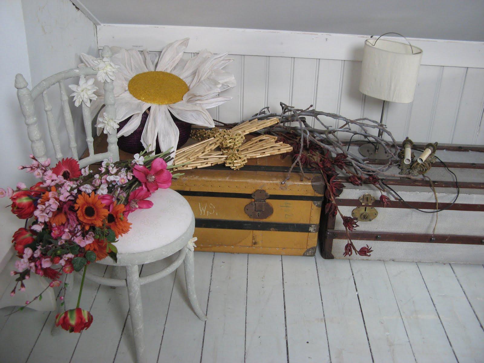 Kraak decoreert rondleiding zolder for Zolder laten opruimen