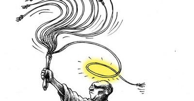 نجواهای نجیبانه: هیچ کس و هیچ چیز مقدس نیست؛ شاهین نجفی ...
