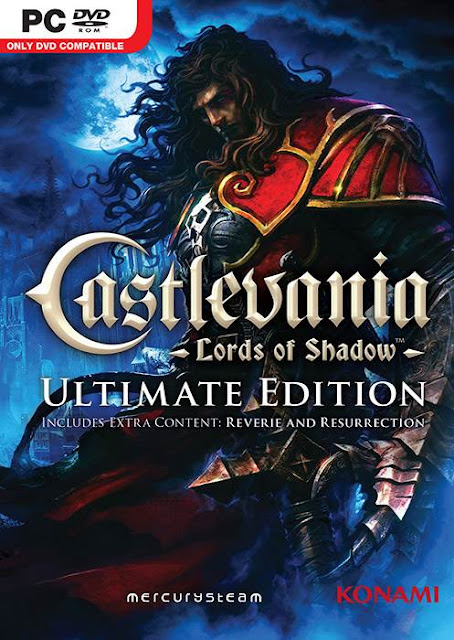 Castlevania Lords of Shadow Ultimate Edition FLT Castlevania Lords Of Shadow [2013] [2DVD9] [Español] [Ultimate Edition] [+Update 1]