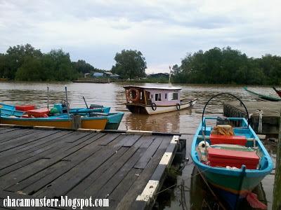 pasar basah mukah, mukah, sungai mukah