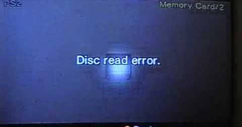 how to fix a playstation 3 that wont read discs