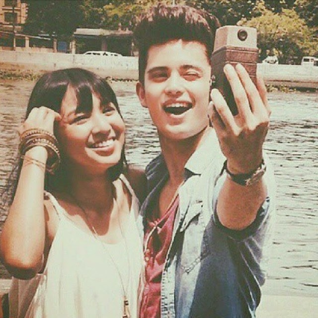 James Reid posts sweet birthday message for Nadine Lustre