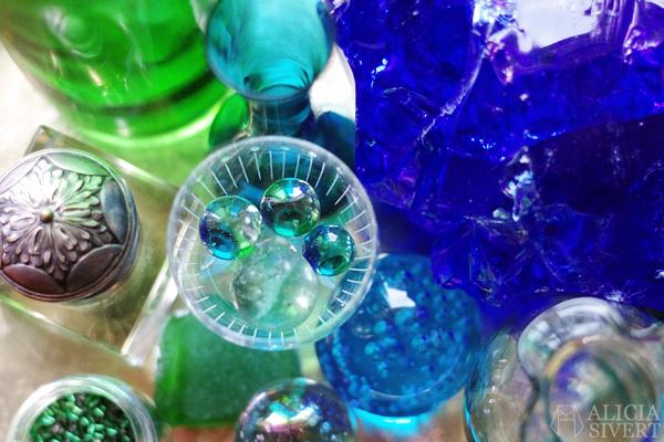 Monthly Makers, kreativitet, skapande, diy, december 2015, glas, bloggutmaning, kreativ utmaning