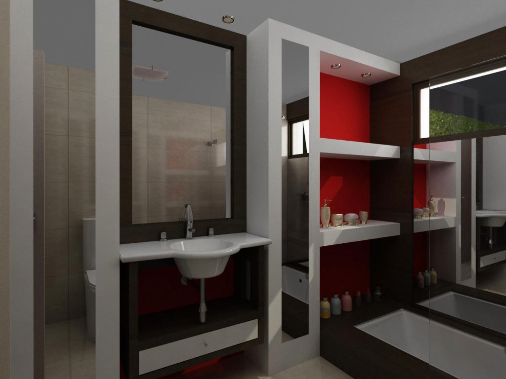 Medidas Baño En Suite: Arquitectura y Diseño: Baño en Suite – Ampliación Casa Villazur