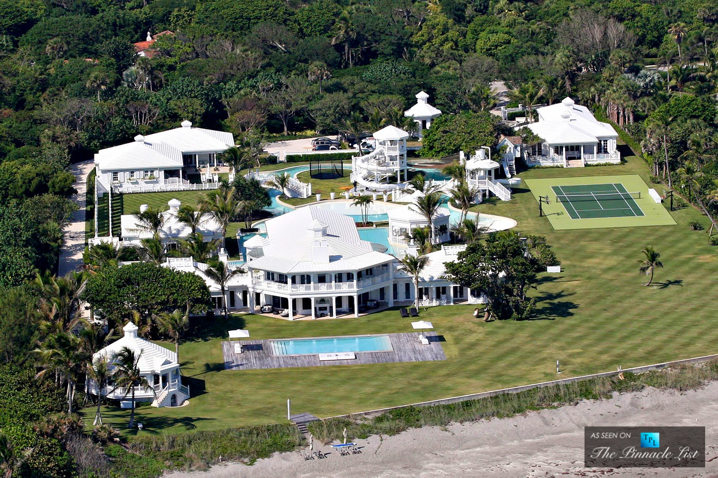 The incredible mansion of the singer celine dion cool stuff for Celebrity homes in florida