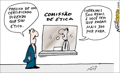 Cabral cria duas comissões de ética