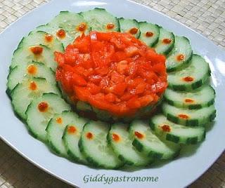 cucumber salad vinegar