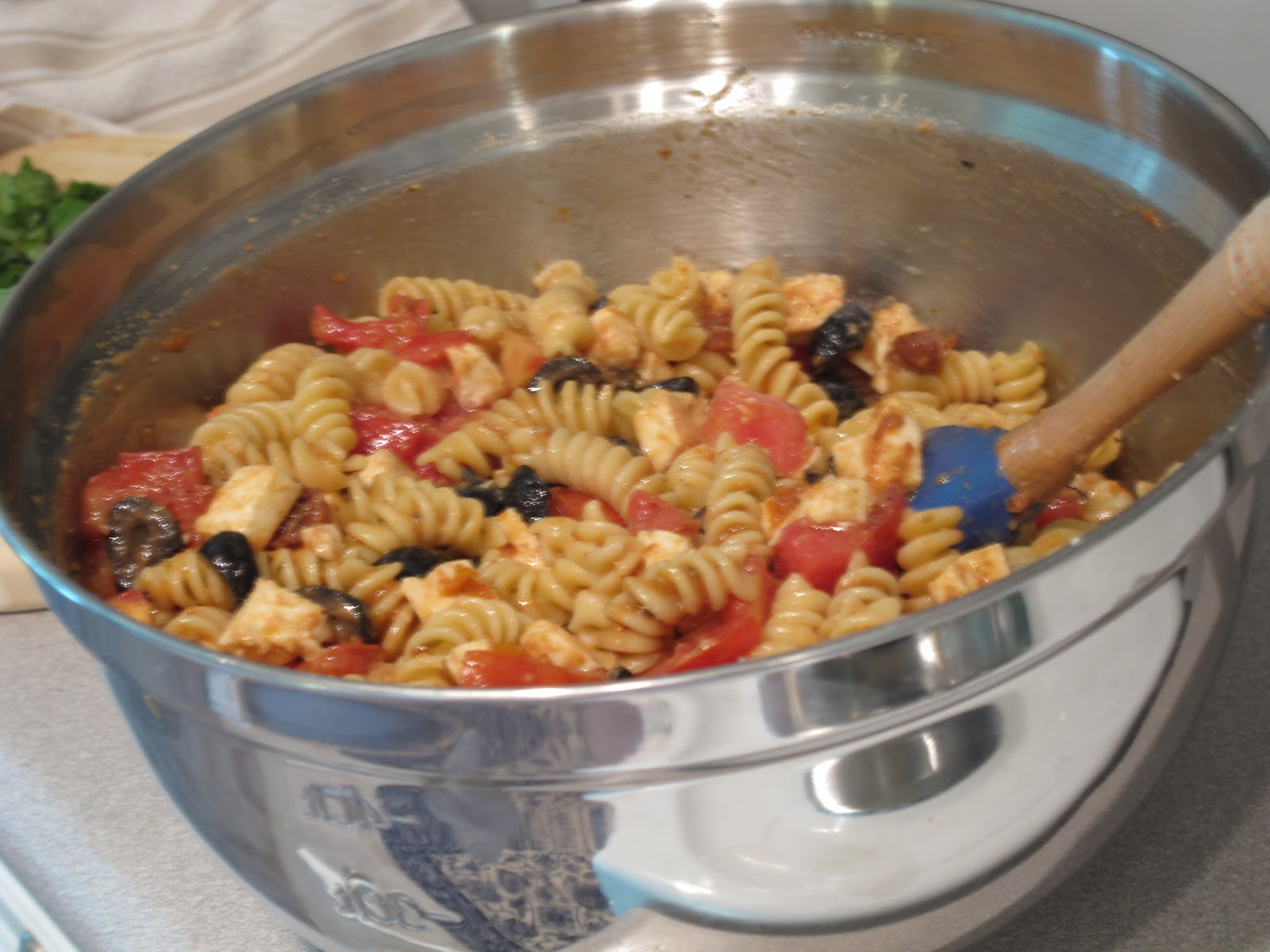 Magnolia Cooks Ina Garten 39 S Pasta Salad