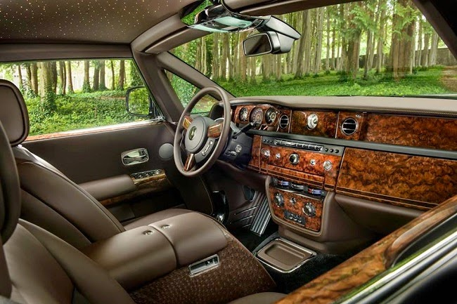 Rolls-Royce Phantom Coupe Oud Edition