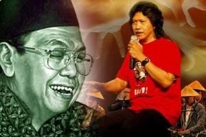 Dialog Gus Dur dan Cak Nun Soal Doa Untuk Mayit