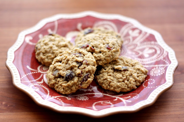 Barefeet In The Kitchen: Orange Spice Oatmeal Cookies {traditional and ...