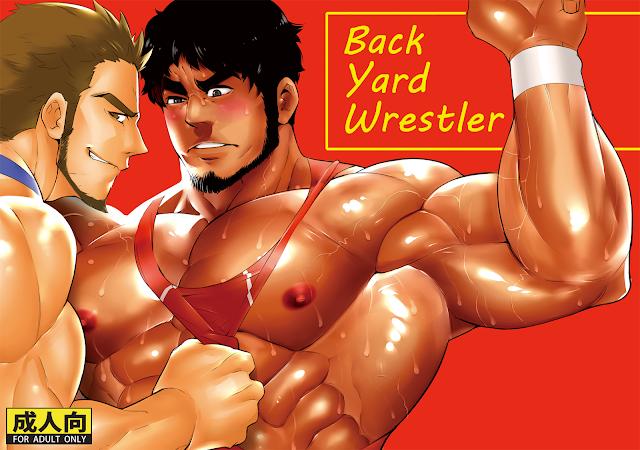 Shoutaro Kojima, bara, Muscle, yaoi,
